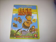 "DVD DREAMWORKS "" BEE MOVIE "" DROLE D'ABEILLE PAR LES CREATEURS DE SHREK"