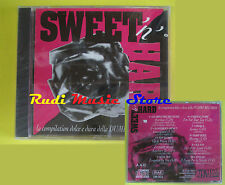 CD SWEET'N'HARD compilation1994 SIGILLATO DUMBO TOP SECRET (C1)no lp mc dvd vhs