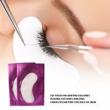 10x Eyelash Lash Pad Extension Under Eye Gel Pads Eye Patches Set Tool