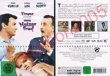DVD FINGER WEG VON MEINER FRAU Tony Curtis Virna Lisi George C Scott Rar+OOP NEU