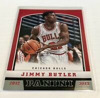 2012-13 Panini Basketball #225 Jimmy Butler Rookie RC PSA BGS Heat