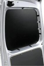 #148 BRAND NEW GENUINE VOLKSWAGEN CADDY REAR DOOR SOLID WINDOW GUARDS