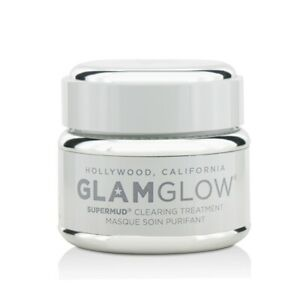 NEW Glamglow Supermud Clearing Treatment 50g Womens Skin Care