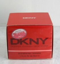 DKNY Red Delicious Donna Karan Eau de Parfum Spray 1.7 oz / 50 ml New & Sealed