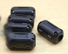 5 un. TDK Snap en rf EMI Filtro de ruido de núcleo de ferrita 9mm ZCAT 2035-0930 Negro