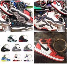 8b06e5bbfc9051 35 Jordan Yeezy Kyrie Curry Misc. Shoe Keychains Gift - Random Picks