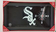 MLB, License Plate Clock, Chicago White Sox, New