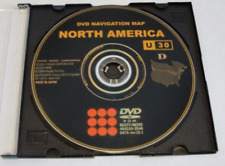 2004-2005-2006-2007 Toyota Lexus Gen 4 Navigation 2016 Map Update DVD V 15.1 U30