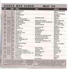 Promo only video MADONNA Kylie MonigueJANET JACKSON MEGAMIX 04 Enrique Iglesias