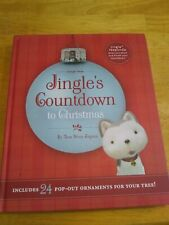 Hallmark Jingle's Countdown To Christmas 24 Ornaments Book Interactive Book Only