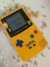 Nintendo Game Boy Color Handheld-Spielkonsole - Gelb