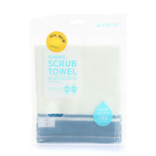 Korea Basic Scrub Towel Bath Scrubbing Mitten called Italy Towel - 3 Sheets