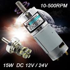 10 500rpm Planetary Gear Motor Low Speed 15w Mini 12v24v Gearmotors 36xa555ysy