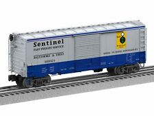 1926620 BALTIMORE & OHIO SENTINEL FREIGHTSOUNDS PS-1 BOXCAR (#466024) - LIONEL
