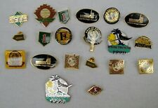 Lot of 20 Assorted Baseball Lapel Pins Negro League Cantigny Louisville Slugger