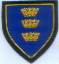 Medieval Uk Royal King Heraldry Arms Arthur Court Folklore Kingdom Knight Patch
