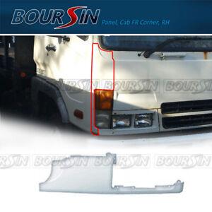 FR Corner Side Panel For Mitsubishi Fuso FK200 FM260 FK61F FM61F FM64F 05-07 RH