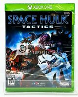 Space Hulk Tactics - Xbox One - Brand New   Factory Sealed