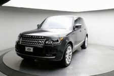 New Listing2017 Land Rover Range Rover V6 Supercharged Hse Swb