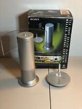 SONY Wireless Speaker w/ Sub & Tweeter 4W Amp, Rechargeable Battery SRS-RF90 RK
