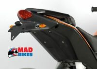 KTM Duke 125 200 390 R&G Queue Rangé Plaque Immatriculation Support