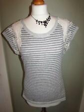 Striped Scoop Neck Other Tops for Women NEXT