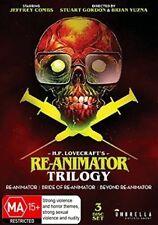 Re-Animator Trilogy [New DVD] Australia - Import, NTSC Region 0