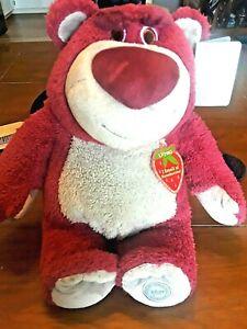 Lotso Strawberry Bear