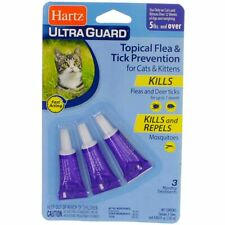 New listing Hartz UltraGuard Topical Flea and Tick Prevention Treatment for Cats & Kittens
