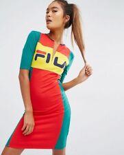FILA KIKI DRESS BODYCON -BNWT SIZE UK S  LAST ONE  RARE!