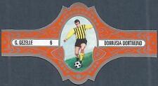 FOOTBALL CIGAR BAND-06-BORRUSIA DORTMUND
