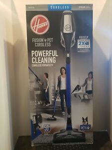 M194 Hoover FUSION Pet Cordless Stick Vacuum BH53120 NEW in Box
