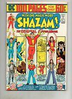 Shazam! #12 DC 1974 VF/NM 9.0 100-PAGE SUPER SPECTACULAR Beauty! Mary Marvel