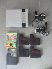 Nintendo NES Konsole + World Cup + 2 Controller