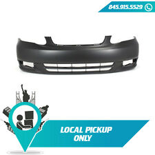 LOCAL PICKUP 03-04 FITS TOYOTA COROLLA SEDAN FRONT BUMPER COVER TO1000240C CAPA