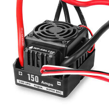 Hobbywing QUICRUN WP-8BL Waterproof 150A Brushless ESC For 1/8 RC Car Buggy Accs