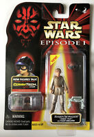 NEW Star Wars Episode I Anakin Skywalker Naboo Pilot with Flight Simulator