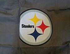 NEW POTTERY BARN NFL FOOTBALL PITTSBURGH STEELERS  GRAY  STANDARD  PILLOW SHAM