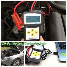 Auto SUV 12V Battery Load Tester Digital Analyzer AGM CCA Gel Pro Werkzeug Micro - 200