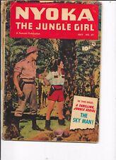 Nyoka the Jungle Girl  #67