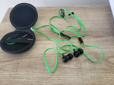 Authentic Razer Hammerhead Pro V2  Earbuds with Microphone, Black/Green