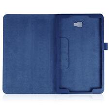 """Folio De Cuero Funda con Soporte para Samsung Galaxy Tab A6 10.1"""" 2016"""