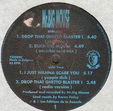 MR.BIG MOUSE - Drop That Ghetto Blaster - SSR