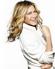 JENNIFER ANISTON 8X10 PHOTO PICTURE PIC HOT SEXY EYES AND SMILE CLOSE UP 8