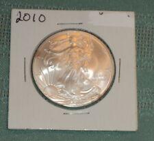2010  AMERICAN EAGLE SILVER COLLECTIBLE COIN