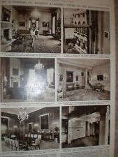 Photo article interior 10 Downing Street London 1960
