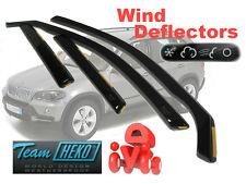 BMW X5  E53  2000 - 2006  5.doors Wind deflectors  4.pc  HEKO  11136