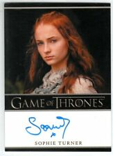 GAME OF THRONES SEASON 3 SOPHIE TURNER AS SANSA STARK AUTOGRAPH