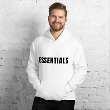FOG Essentials Fear of God Reflection hooded Hoodie Loose Pullover Unisex Hoodie
