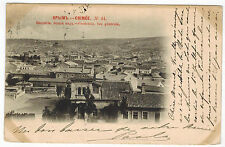General View of Feodosia, Crimea, 1903 to France, overaddressed